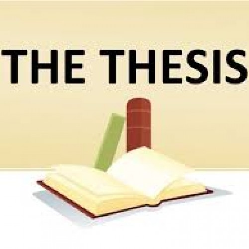 Thesis Format for Engineering Purbanchal University